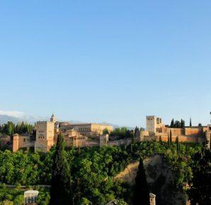 Granada'nın El Hamra'sı 5
