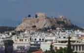 Parthenon'un gölgesinde Sokrates'in ayak izinde... Atina! 16