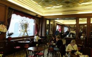 Estonya'nın tarihi kahve durağı: Maiasmokk Cafe