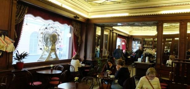 Estonya'nın tarihi kahve durağı: Maiasmokk Cafe 1