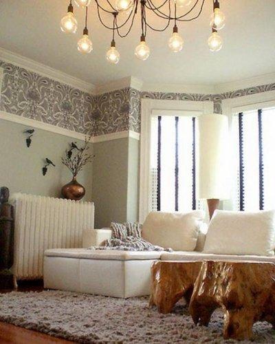 Дизайн обоев для зала | Блог о дизайне интерьера В Интерьере.RU