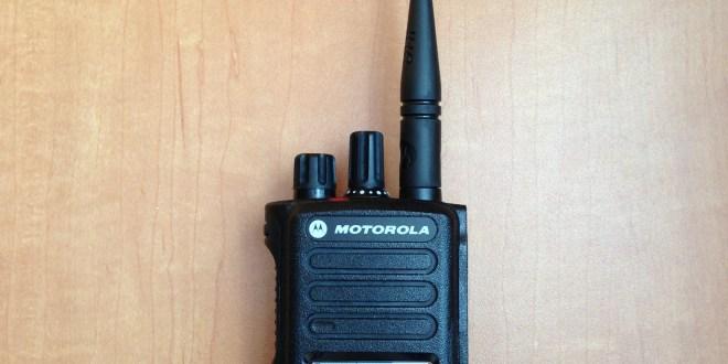 VA3XPR Motorola MOTOTRBO XPR7550 DMR Digital Mobile Radio Portable HT amateur ham Toronto