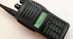 Connect Systems CS750 CS751 VA3XPR DMR radio ham digital mobile