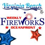 Virginia Beach Fireworks