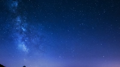 Starry Night Nature QHD Wallpaper 3 - Wallpaper - Vactual Papers