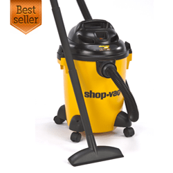 Shop-Vac 9650600 3.0 Peak HP Pro Series Wet or Dry Vacuum, 6-Gallon
