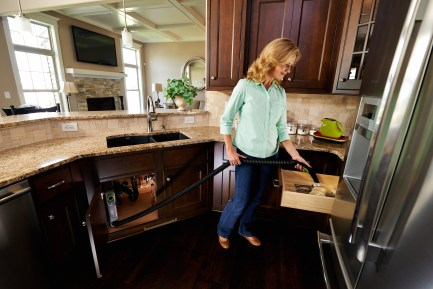 Vroom Kitchen usage