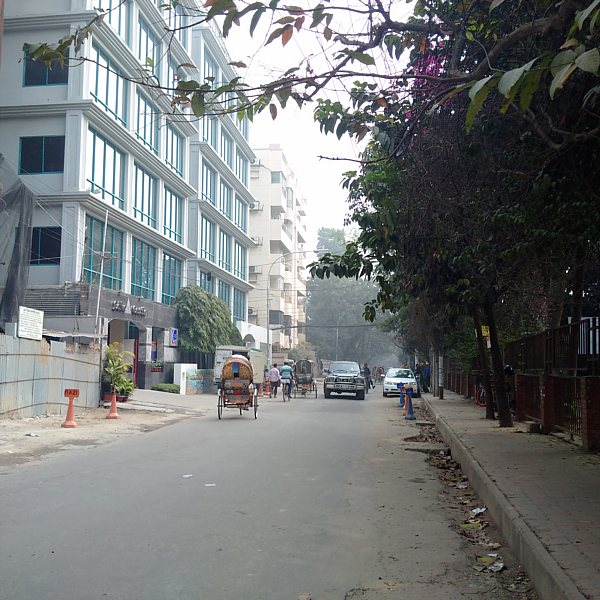 Dhaka Consulate Zone