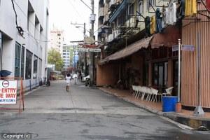 street Metro Manila