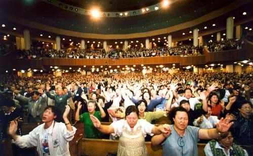 Yoido Full Gospel Church-members