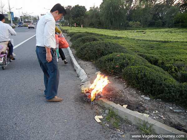 china-burning-joss-paper