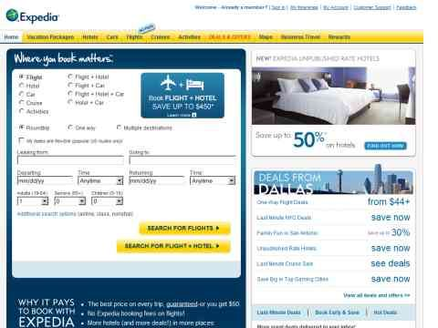 Expedia and company being sued by Oklahoma