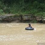 Float San Gil River