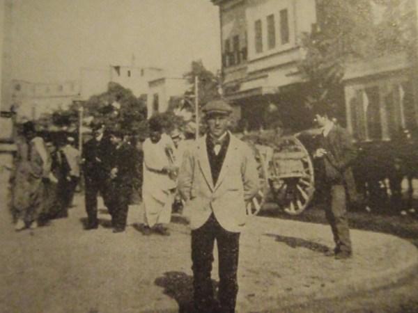 German Tramp from Vagabond Journey Around the World