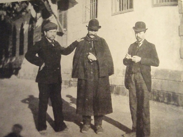 Travelers from Harry Franck's Vagabond Journey Around the World