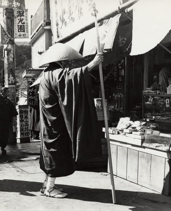 Itinerant Japanese Monk