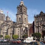 Metropolitan Cathedral in Mexico City