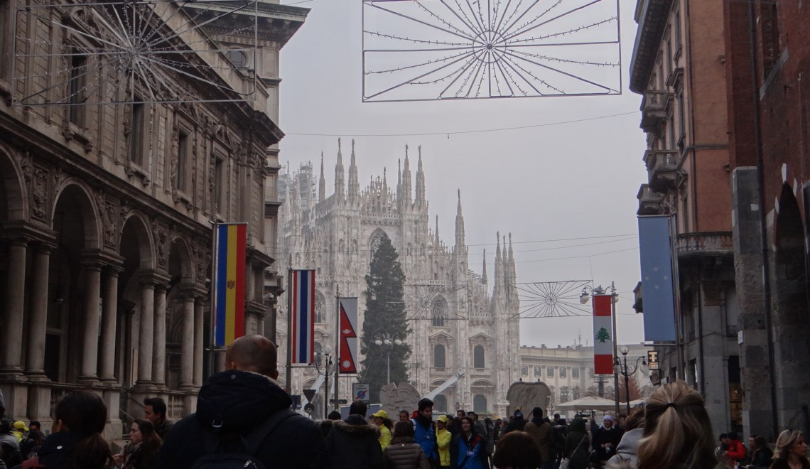 Traveler's Log: Milan