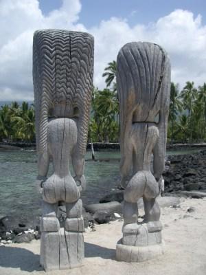 Hawaiian Gods