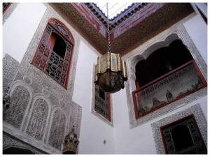 traditional Fes house, traditiona dar, traditional Riad