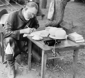 Vagabond Hemingway