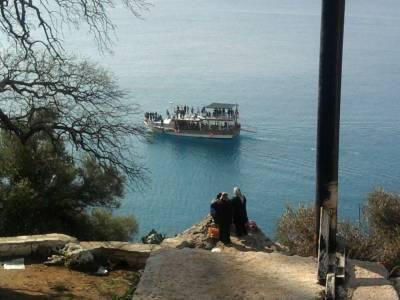 boat trip Antalya