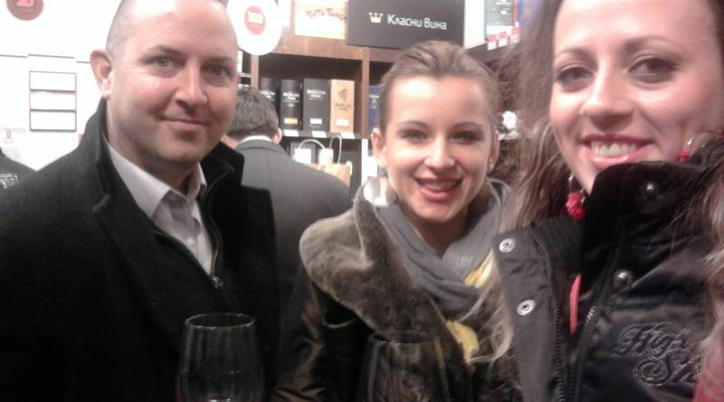 Bulgarian wine tasting