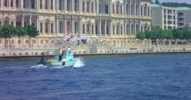 Banks of the Bosphorus