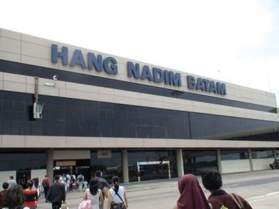 airport in Batam