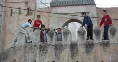 Moroccan Kids