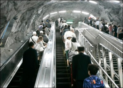 seoul underground