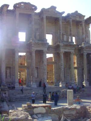 tours of Turkey, Selcuk, ephesus