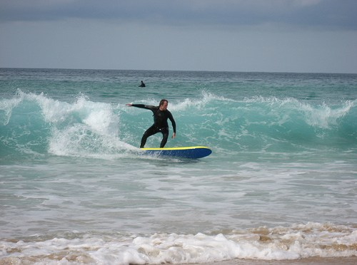 Surfing Canary Islands