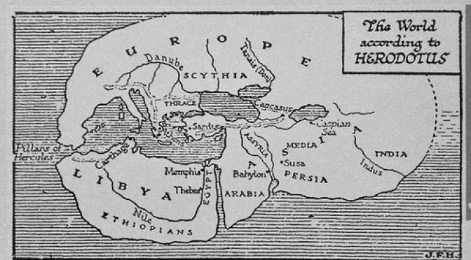 World Map of Herodotus