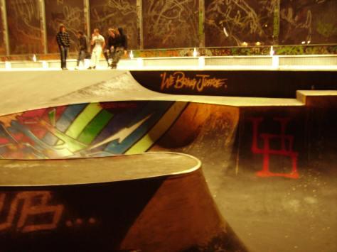 We Bring Justice Skatepark