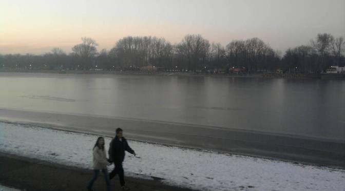 Grey Danube Stroll – Belgrade