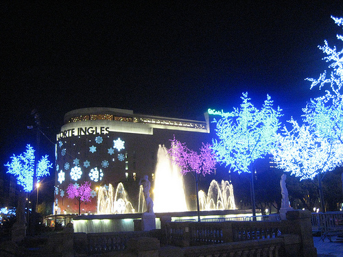 Barcelona at Christmas ccimage courtesy of Carquinyol on Flicr