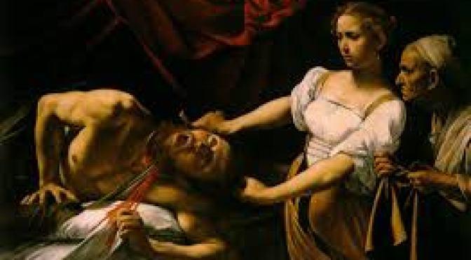 john the baptist caravaggio