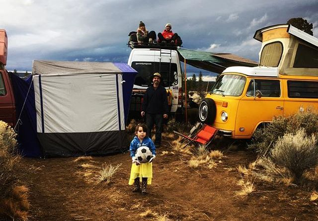 Descend on Bend 2016 – A Festival of VW Vanagons at Hole in the Ground – Part 1