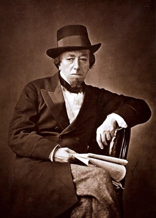 Benjamin Disraeli By Cornelius Jabez Hughes, British (1819 - 1884, London, England London, England) [Public domain], via Wikimedia Commons
