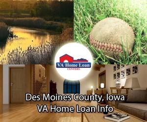 Des Moines County, Iowa VA Loan Information - VA HLC