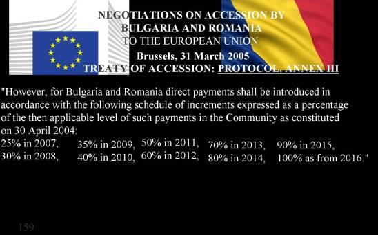 159-tratat aderare-cote crescute