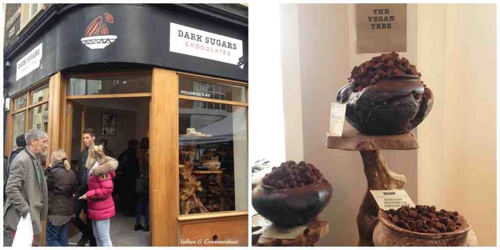 Dark Sugars Chocolates_London