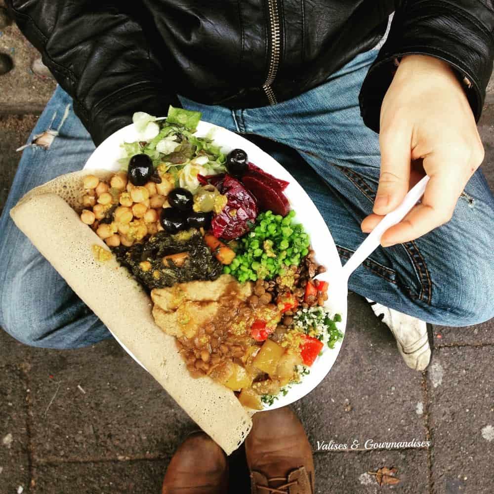 Vegan Travels in London by Valises & Gourmandises