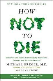 How not to die - My resource list on veganism