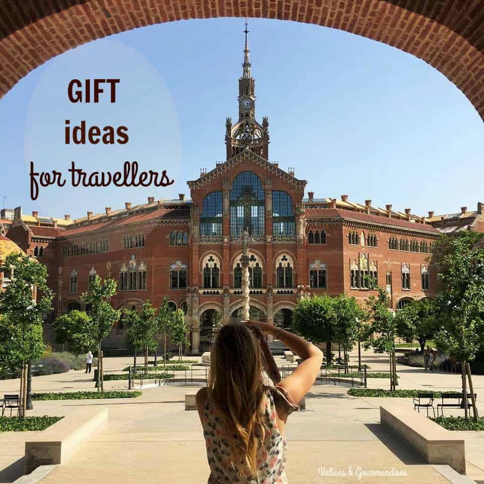 Gift ideas for travellers - Valises & Gourmandises