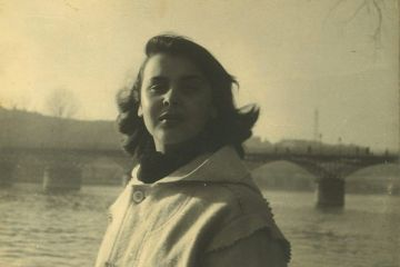 Foto Fernando de Szyszlo, c. 1949  Archivo Blanca Varela