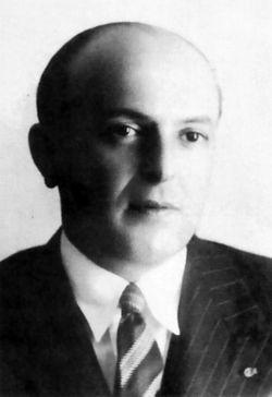 Pablo Abril de Vivero.