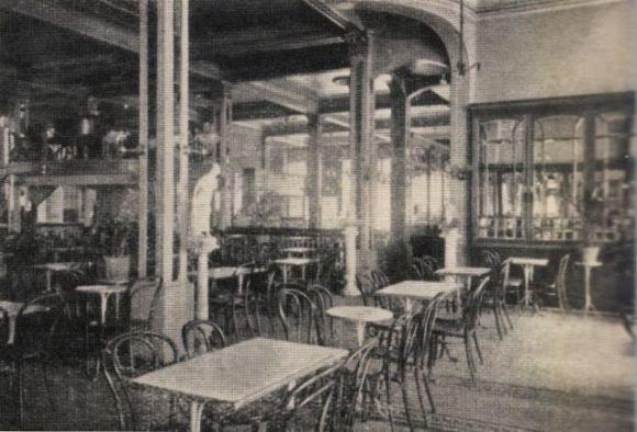 Interior del Palais Concert.