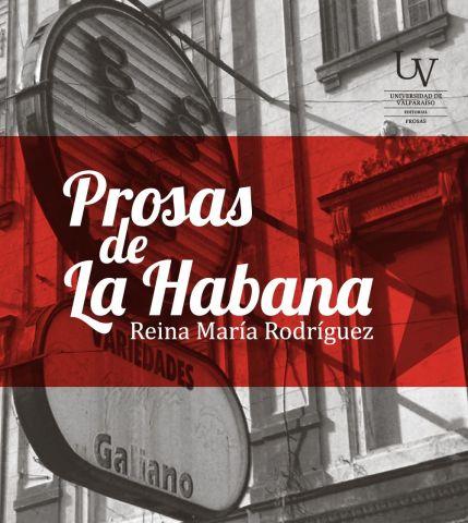Prosas de La HabanaPortada